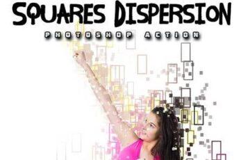 Squares Dispersion Photoshop Action 26351103 7