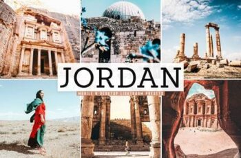 Jordan Mobile & Desktop Lightroom Presets 4776346 2