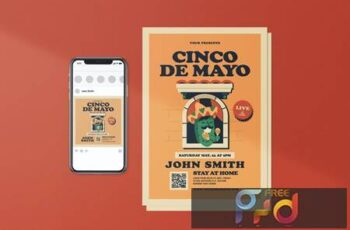 Virtual Concert Cinco De Mayo Package PQ4THND 6
