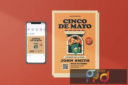 Virtual Concert Cinco De Mayo Package PQ4THND 1