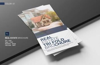Real Estate Trifold Brochure 4686410 5