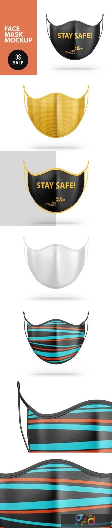 Anti Pollution Face Mask PSD Mockup 4872466 1
