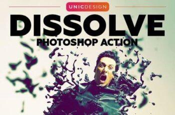 Dissolve Photoshop Action 10291385 7