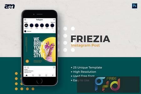 Friezia - Instagram Post BKVRF6Y 1