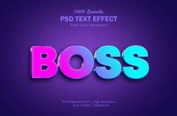 3d text effect 6