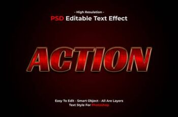 PSD Text Effects 3