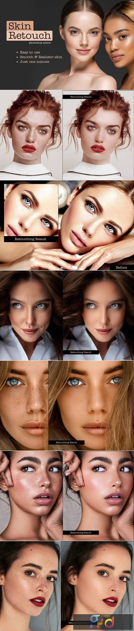 Beauty Skin Retouch PS Action 4745601 1