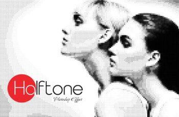 Halftone Effect 4867286 4
