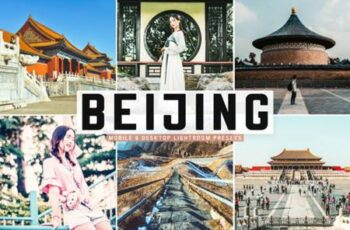 Beijing Lightroom Presets Pack 3996075 6