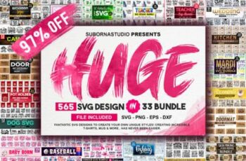 565 Design the Huge 33 Bundles 4020494 13