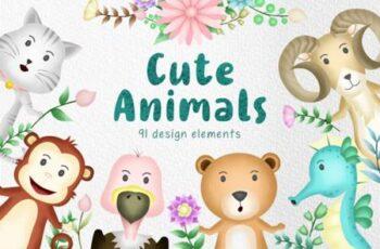 Cute Animals Part 2 4012344 3