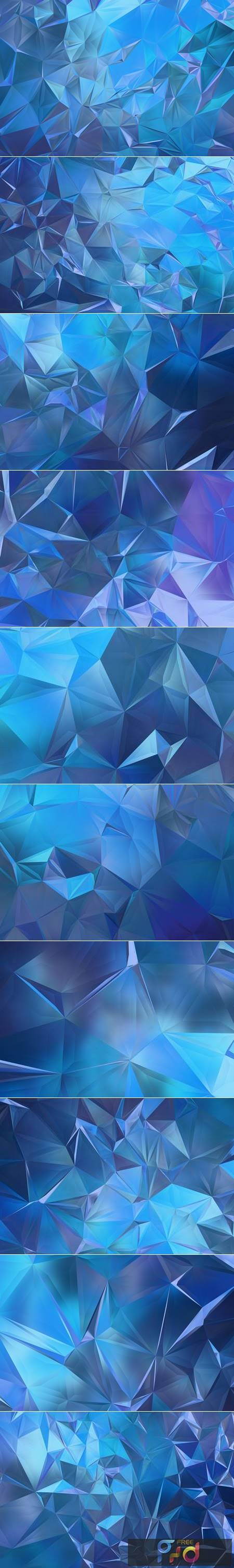 Abstract Polygon Backgrounds 82P3X58 1