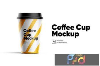 Coffee Cup Mockup 9LMYRRP 5