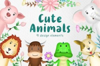 Cute Animals 3943393 8