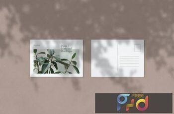 Flyer - Postcard Mockups 3ETNGND 3