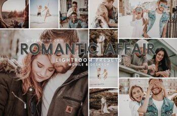 91 Romantic Affair Presets 4632536 2