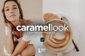 CARAMEL Lightroom Presets Bundle 4619144 4