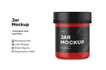 Jar Mockup 4895477 6