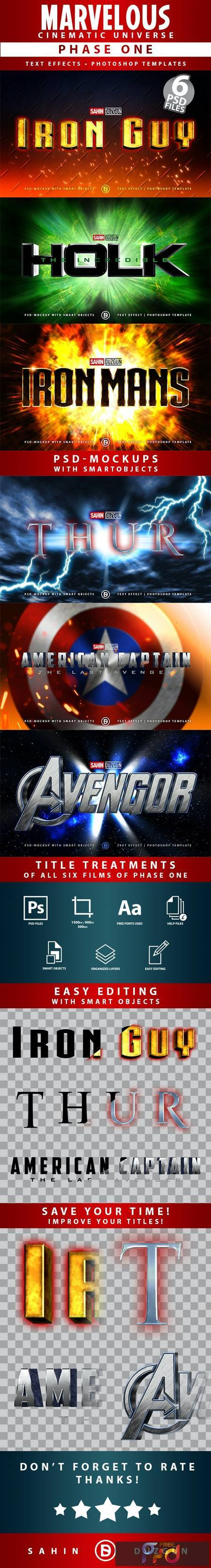 Marvelous Cinematic Universe - Phase One 26501528 1
