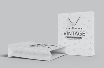 Shopping Bag Mockup V.1-4 4