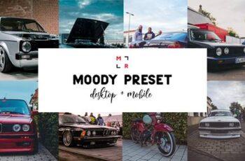 Moody Car Preset 4823086 4