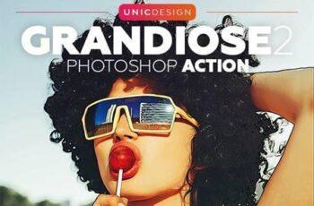 Grandiose 2 Photoshop Action 13646813 2
