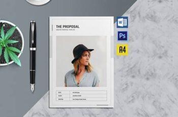 Minimal Proposal Template 4653038 4
