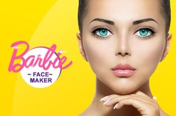 Barbie Face Maker PS Action 4871594 3
