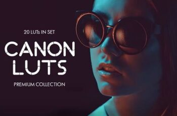 Canon video LUTs 3997813 5