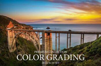 Color Grading LUTs 3997763 5