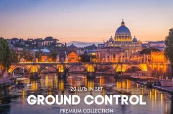 Ground Control LUTs 4023452 5