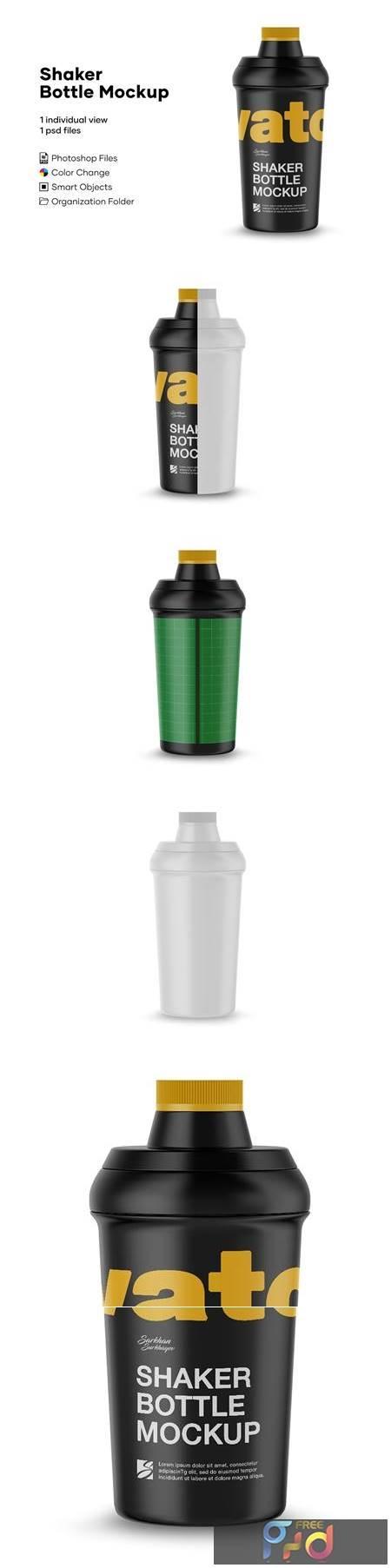 Shaker Bottle Mockup 4889119 1