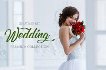 Wedding Video LUTs 3996228 2