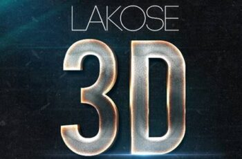 Lakose 3D Text Styles Part 48 24493556 10