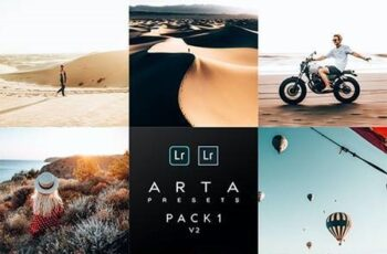 ARTA Preset Pack 1 v2 For Mobile and Desktop Lightroom 26532880 8