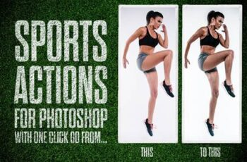 Sports Actions for Photoshop 4554142 3