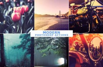 40 Modern Photoshop Actions 1 4642311