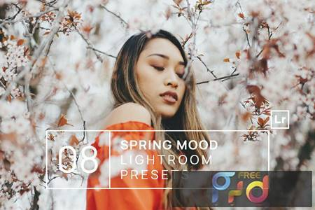 8 Spring Mood Lightroom Presets VQAS5F3 1