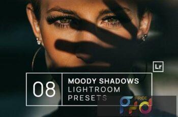 8 Moody Shadows Premium Lightroom Presets FKUXFYL 2
