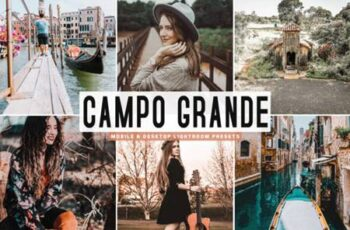 Campo Grande Lightroom Presets Pack 4140976 5