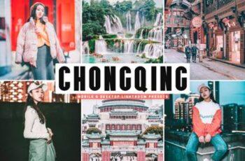 Chongqing Pro Lightroom Presets 4141021 6