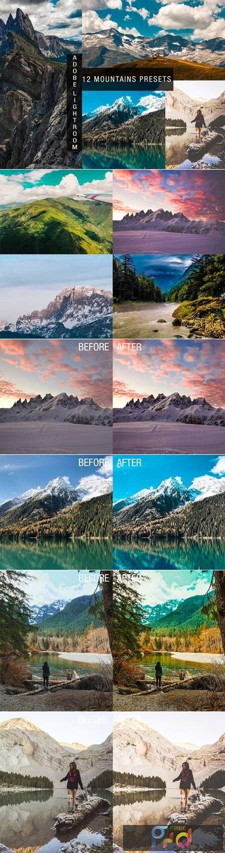 12 mountains lightroom presets 4830949 1