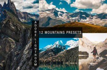12 mountains lightroom presets 4830949 6