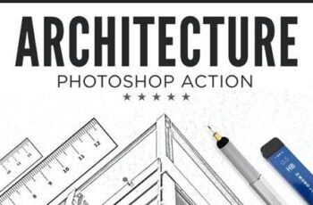 Architecture Photoshop Action 26533251 3