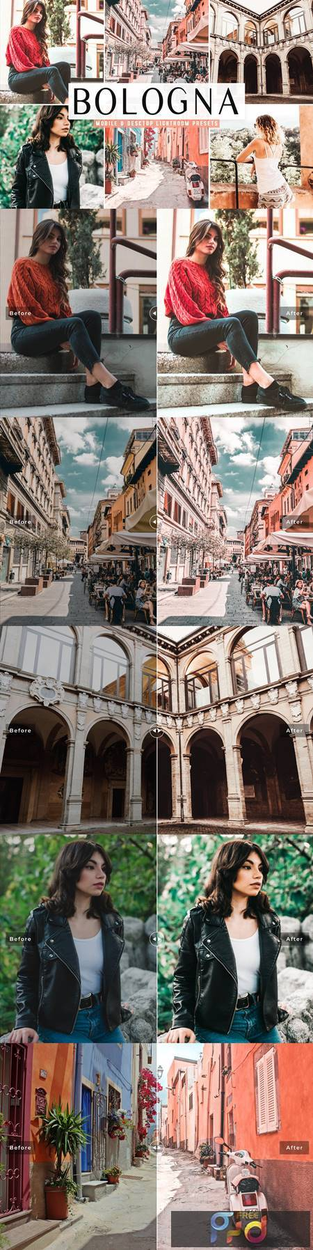 Bologna Lightroom Presets Pack 4971177 1