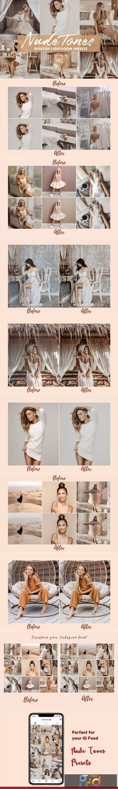 Desktop Lightroom Presets NUDE TONES 4841709 1