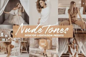 Desktop Lightroom Presets NUDE TONES 4841709 3