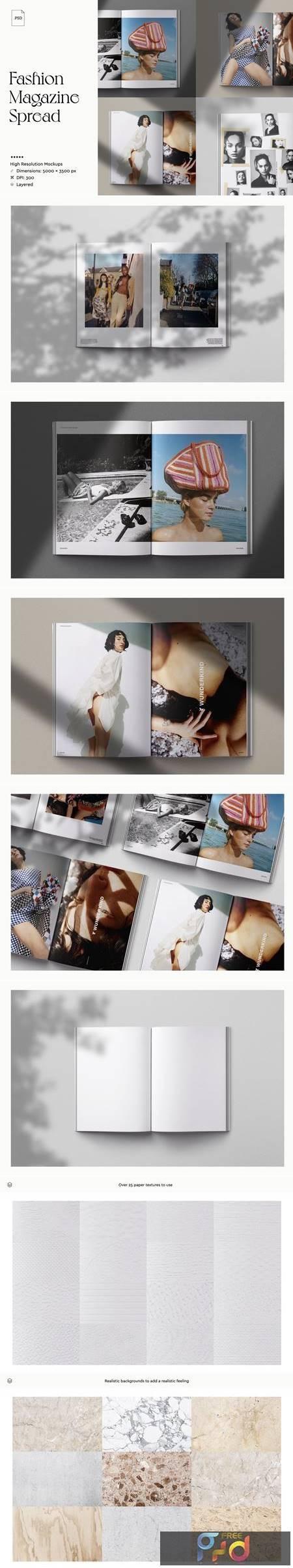Magazine Spread Mockup 3739343 1