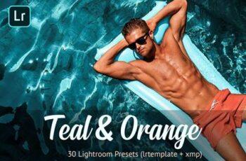 Teal & Orange Presets Lightroom 4811527 4