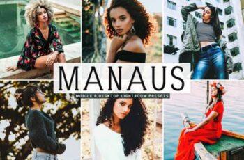 Manaus Pro Lightroom Presets 4160021